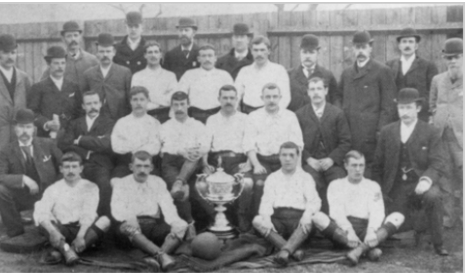 Leicester Fosse 1894