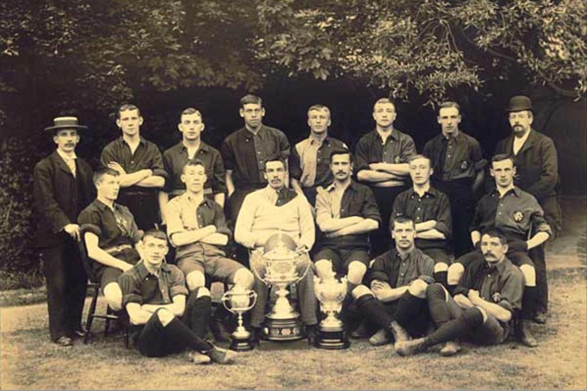 Rushden 1893