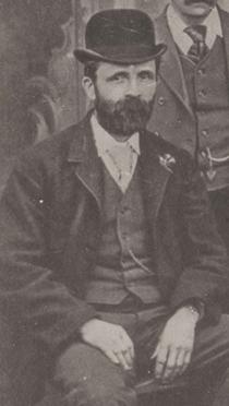 Isaac Smith, Luton Town Secretary