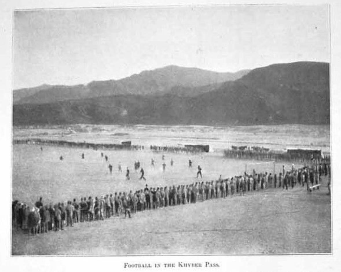 Kyhber Pass 1899