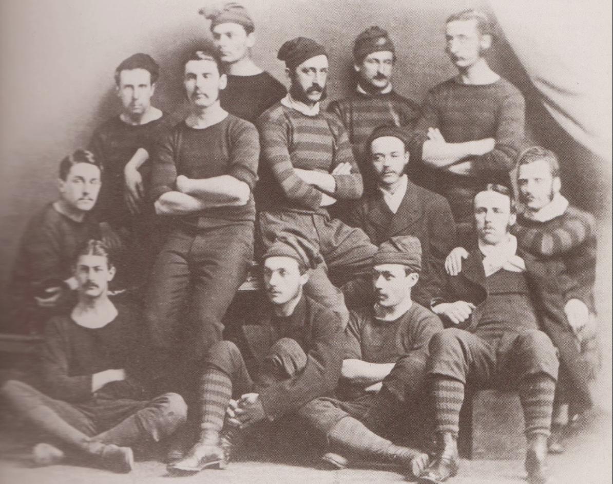 Royal Engineers 1872