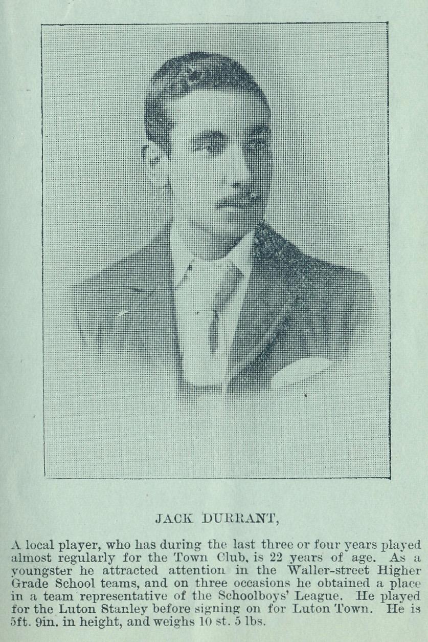 Jack Durrant