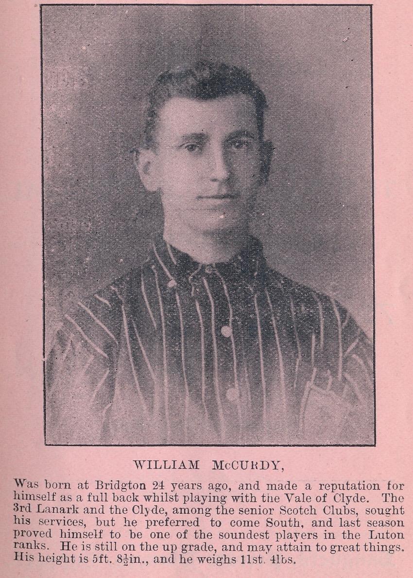 William McCurdy